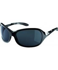 Bolle Грейс блестящий черный ТНС солнцезащитные очки