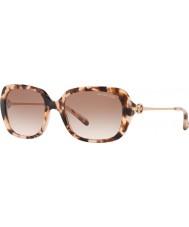 Michael Kors Дамы mk2065 54 302613 кармельные солнцезащитные очки