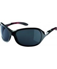 Bolle Грейс блестящий черный коралл поляризованный ТНС солнцезащитные очки
