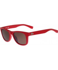 Lacoste L790s красные очки