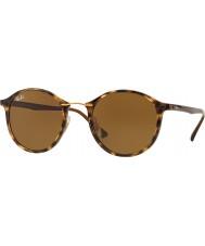 RayBan Rb4242 49 технологий световой луч Havana 710-73 солнцезащитные очки