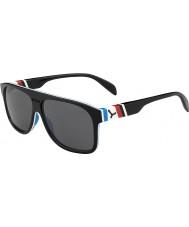 Cebe Chicago черный Frenchy 1500 серый флэш-зеркальные солнечные очки