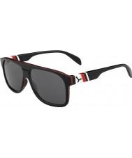 Cebe Чикаго черный красный 1500 серый флэш-зеркало солнцезащитные очки