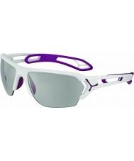 Cebe Cbstl14 s-track l белые солнцезащитные очки