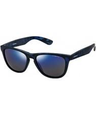 Polaroid P8443 FLL JY синий серый поляризованных солнцезащитных очков