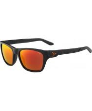 Cebe Хакер матовый серый 1500 серый вспышка зеркало оранжевые очки