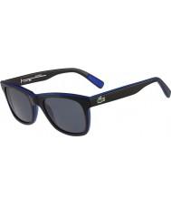 Lacoste L781sp черный синий поляризационных солнцезащитных очков