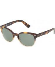 Police мастер мужские 4 spl143-0z40 блестящие очки Havana