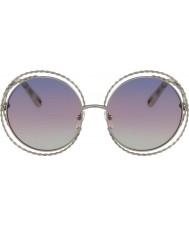 Chloe Дамы ce114st 779 58 солнцезащитные очки Carlina