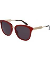 Gucci Gg0073s 004 солнцезащитные очки