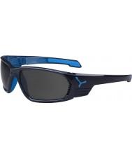 Cebe S-накидка большой антрацит синий поляризованных солнцезащитных очков