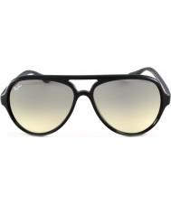 RayBan RB4125 59 кошек 5000 черные очки 601-32