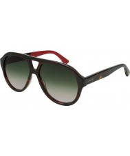 Gucci Мужские gg0159s 004 56 солнцезащитные очки
