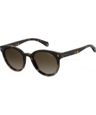 Polaroid Женские солнцезащитные очки 6043 s 086 la 51