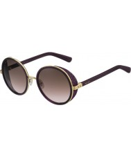 Jimmy Choo Женские и женские солнцезащитные очки 1kj v6