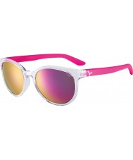 Cebe Полупрозрачные розовые солнцезащитные очки Cbsunri1