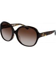 Gucci Дамы gg0080sk 003 солнцезащитные очки