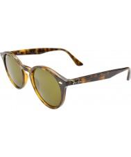 RayBan Rb2180 49 Highstreet темные очки Havana 710-73