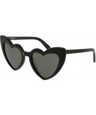 Saint Laurent Женские солнцезащитные очки 181 loulou 001 54