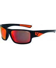 Cebe Шепот матовый черный оранжевый солнцезащитные очки