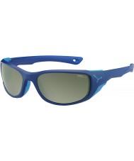 Cebe Jorasses среда матовые темно-синий variochrom пик вспышки зеркальные солнечные очки