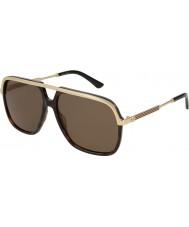 Gucci Солнцезащитные очки Gg0200s 002 57