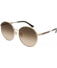 Gucci Солнцезащитные очки Gg0206sk 003 58