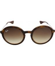 RayBan Rb4222 50 юнец резины черепахового 865-13 солнцезащитные очки