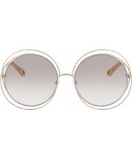 Chloe Дамы ce114sd 724 58 солнцезащитные очки Carlina