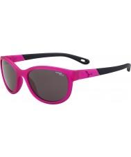 Cebe Китнисс (возраст 7-10) матовый кристалл розовый 1500 серый синий свет солнцезащитные очки