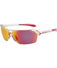Cebe Дикие кристаллические розовые очки