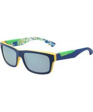 Bolle Jude матовый синий бразилия GB-10 солнцезащитных очков
