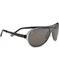 Serengeti Алиса кристалл темно-серый поляризованный CpG очки доктор философии