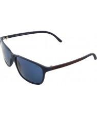 Polo Ralph Lauren Ph4092 58 матовый синий 550680 солнцезащитные очки