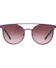 Michael Kors Женские mk1030 52 11588h серые солнцезащитные очки