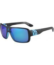 Cebe Lam матовый черный 1500 серый вспышка зеркало синий солнцезащитные очки