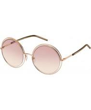 Marc Jacobs Дамы 11-MARC s TXA 05 золота коричневые очки