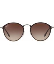 RayBan Blaze round rb3574n 59 004 13 солнцезащитные очки