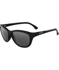 Bolle Грета блестящий черный поляризованный ТНС солнцезащитные очки