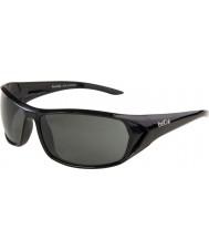 Bolle Blacktail блестящие черные очки поляризованные ТНС