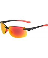 Bolle 12419 черные солнцезащитные очки flyair