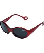 Cebe 1973 (возраст 1-3) блестящий красный рубидия 2000 серые очки