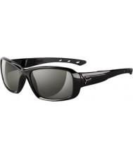 Cebe S-поцелуй блестящие черные очки