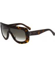 Celine Женские солнцезащитные очки cl41377 s 086 em 99