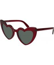 Saint Laurent Женские солнцезащитные очки loulou 002 54