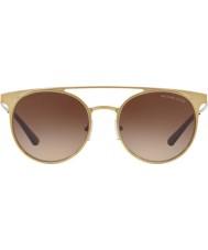 Michael Kors Женщины mk1030 52 116813 серые солнцезащитные очки