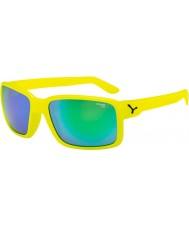 Cebe Чувак неоновые желтые зеленые очки