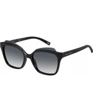 Marc Jacobs Дамы 106-MARC s d28 9х блестящие черные очки