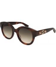 Gucci Женские солнцезащитные очки gg0207s 002 51