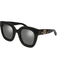 Gucci Женские солнцезащитные очки gg0208s 002 49